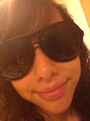 Lol me in my shades(;